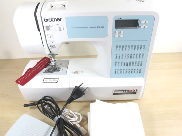 sale brother fs 40 - matri sewingmachines