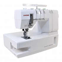 A coverstitch machine is essential for the sewist looking to achieve a professional finish.