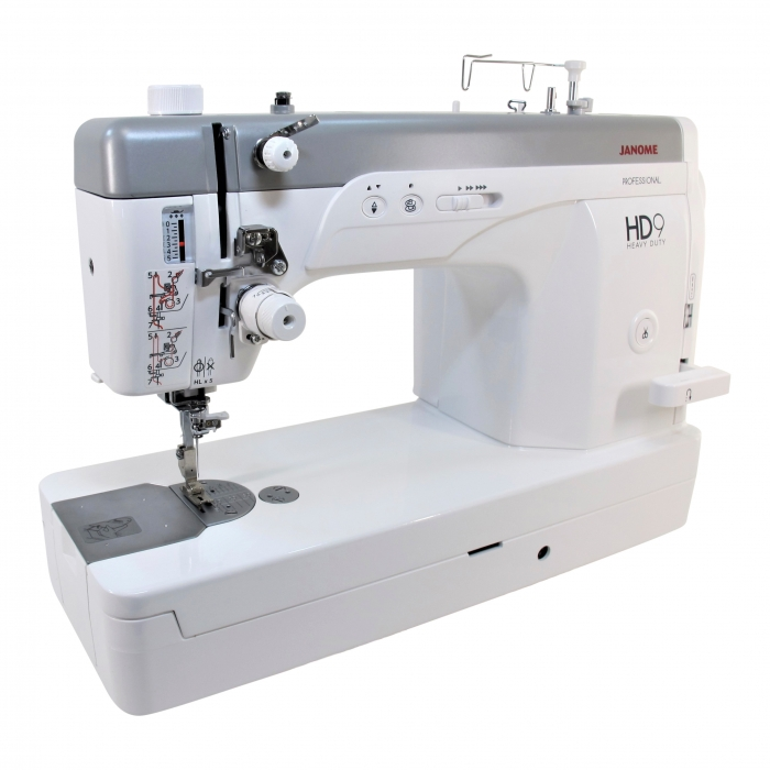 Janome HD9 semi industrial sewing machine - Matri Sewingmachines