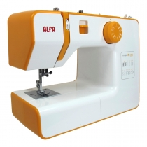 Sewing machine Alfa compact 100, easy to use, interesting price