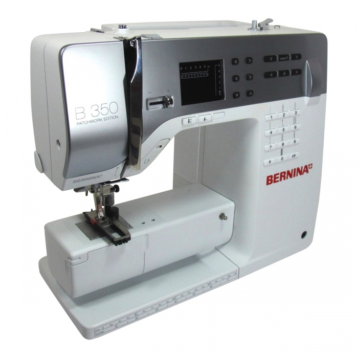 Bernina 350 :Whether you're sewing clothes or home