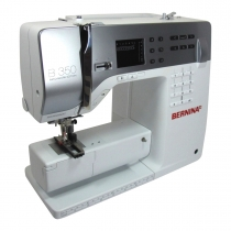Bernina 350 :Whether you're sewing clothes or home accessories, quilting, or simply mending
