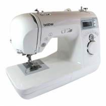 Sewingmachine Brother NV innovis 15:  This machine has 16 useful stitches