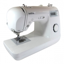 Brother NV innovis 35 sewingmachine offers 70 stitches,7 buttonholes