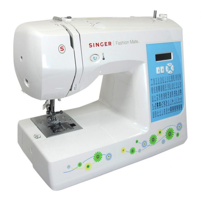Singer Fashion Mate 40 Electronic Sewing Machine With 40 Stitches Gorgeous Singer 7256 Fashion Mate 70 Stitch Sewing Machine