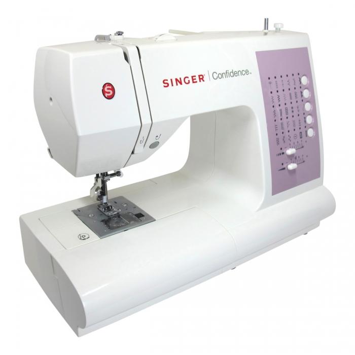 Sewingmachine Singer Confidence 40 40 Stitch Functions Matri Enchanting Singer Sewing Machine Confidence