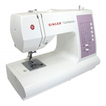 Sewingmachine Singer Confidence 7463 28 stitch functions