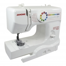 Janome sew mini, the adult sewing machine for kids