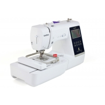 New model Brother M280D computerized sewingmachine that also does embroidery