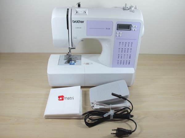 sewingmachine brother fs 20 matri sewingmachines. Black Bedroom Furniture Sets. Home Design Ideas