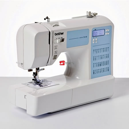 brother fs 40 sewingmachine free and quick delivery matri sewingmachines