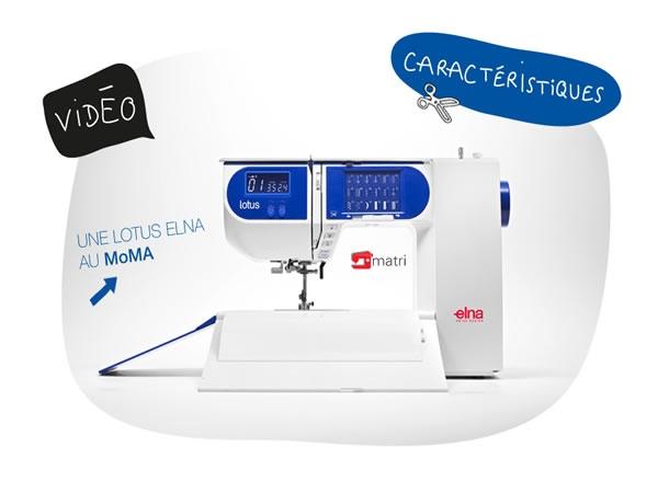 lotus sewing machine