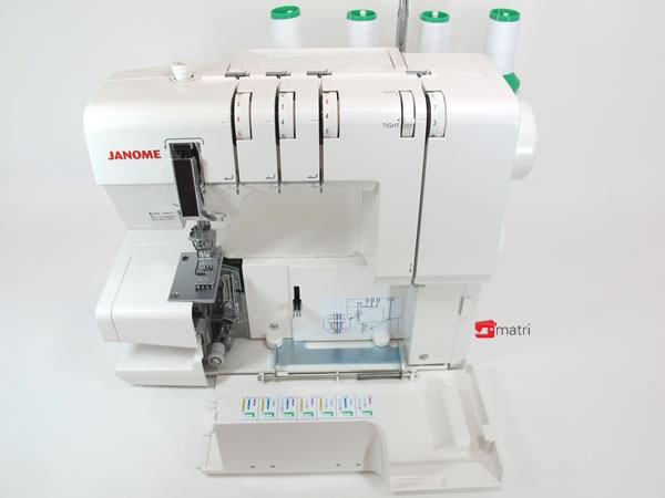 A coverstitch machine is essential for the sewist looking to achieve ...