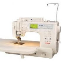Janome Memory Craft 6600 Profwssional sewing machine