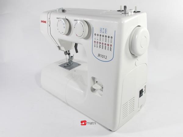 janome jr 1012 mechanical sewing machine matri sewingmachines. Black Bedroom Furniture Sets. Home Design Ideas