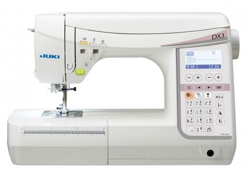 Juki sewingmachine HZL-DX3