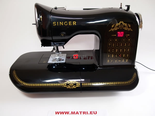 singer 160 limited edition matri sewingmachines. Black Bedroom Furniture Sets. Home Design Ideas