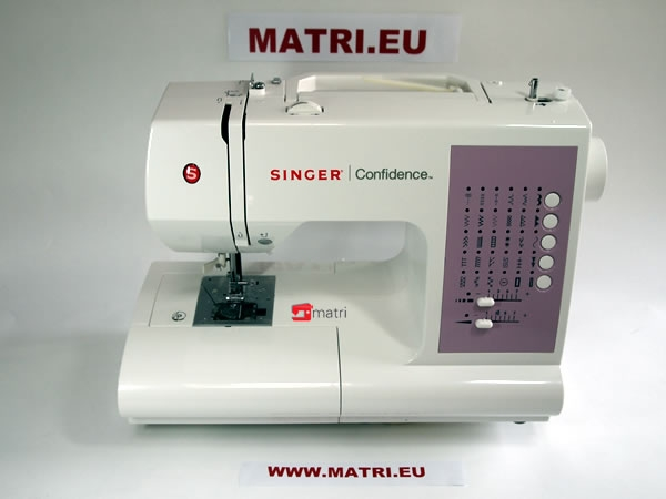 sewingmachine singer confidence 7463 28 stitch functions matri sewingmachines. Black Bedroom Furniture Sets. Home Design Ideas