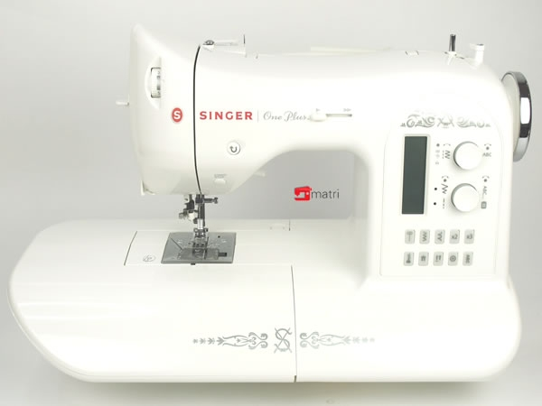 Singer One Plus Computerized Sewing Machine Stong Heavy Duty Metal Magnificent Singer One Plus Sewing Machine