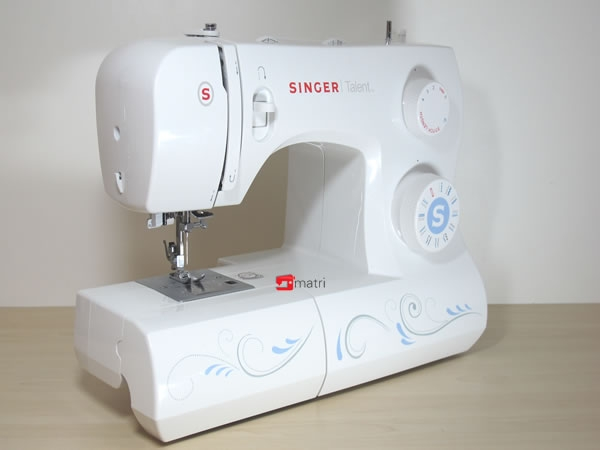 sewingmachine singer talent 3323 matri sewingmachines. Black Bedroom Furniture Sets. Home Design Ideas