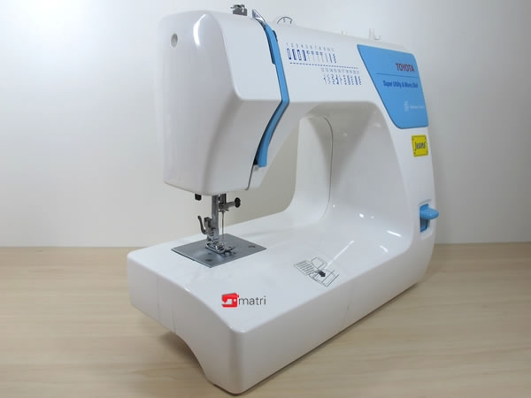 toyota jsa 21 sewingmachine matri sewingmachines. Black Bedroom Furniture Sets. Home Design Ideas
