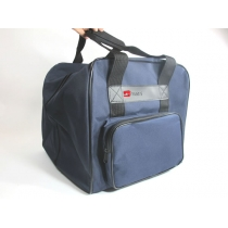 Nice, strong carrying bag for the overlocker