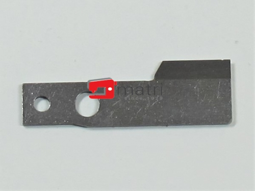 Lower knife for your Serger LMO 328