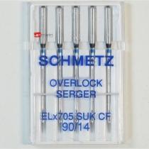 Schmetz EL x  705 SUK CF Needles